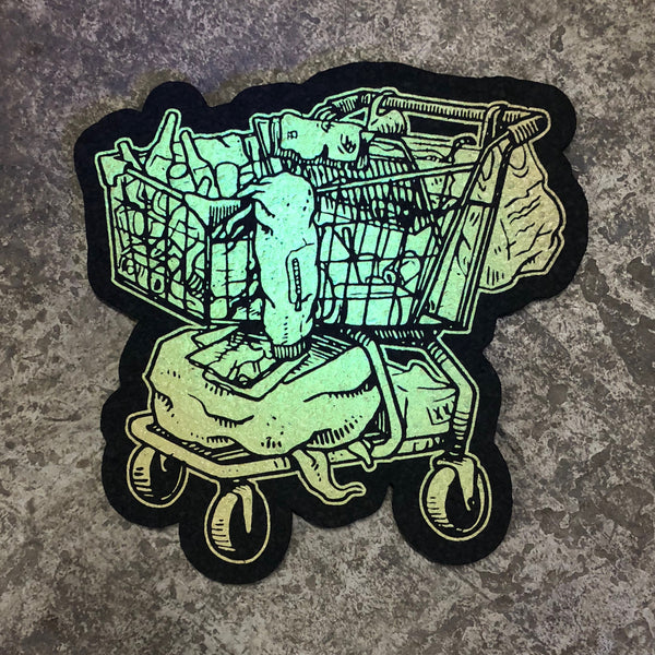 """Hobo Cart"" UV Moodmats"
