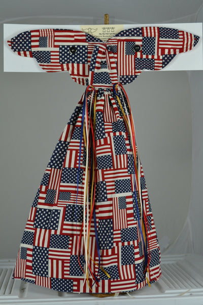 Wing /Apron Combos Patriotic - Country Craftworks