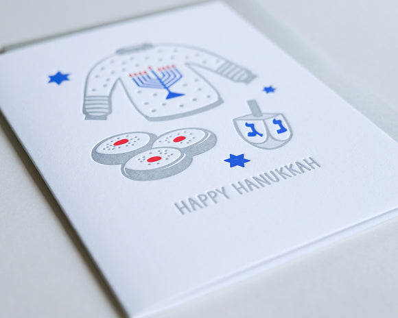Hanukkah Icons - Boxed Set of 6