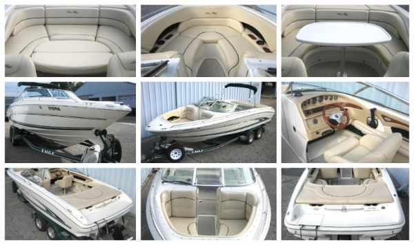 2000 Sea Ray 230 BR boat for Sale