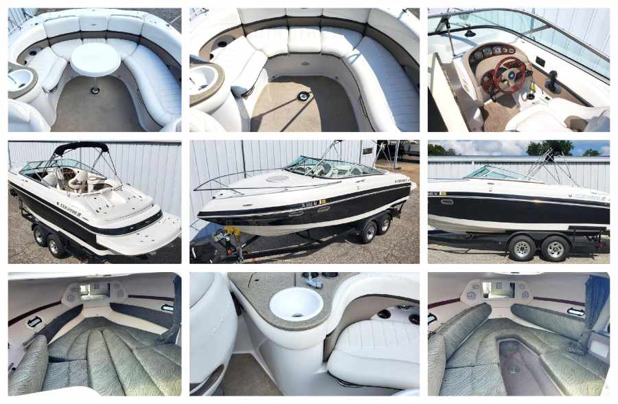 Used Boats for Sale Four Winns Indiana