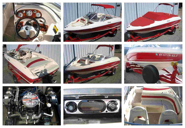2005 Rinker Bow Rider for Sale IN