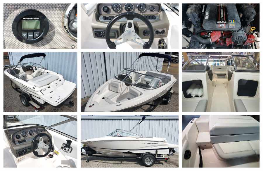 Used 2013 Regal 1900 BR boat for sale