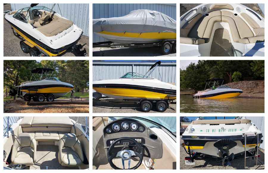 2015 Rinker 196 Captiva for Sale