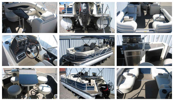 2014 Aqua Patio 240 CB for Sale