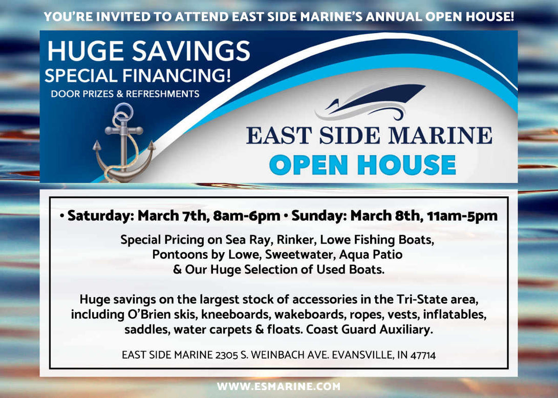 East Side Marine Open House 2020