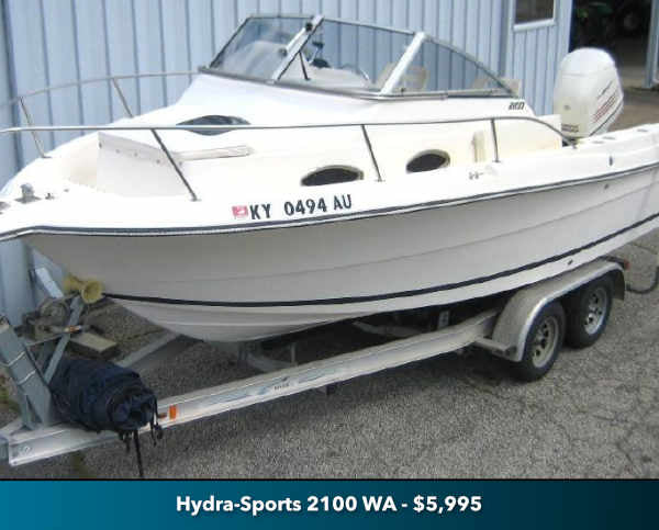 Hydra-Sports Boat for Sale