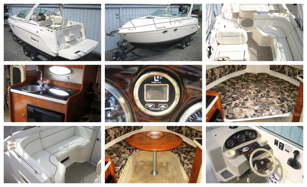 Rinker 270 Fiesta Vee for Sale