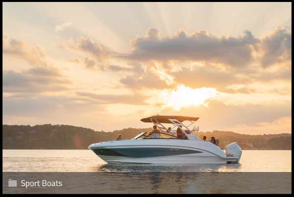 Sea Ray Sport Boats for Sale
