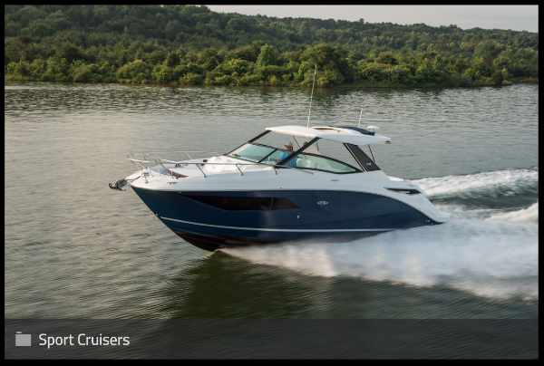 Sea Ray 2021 Sport Cruisers for Sale