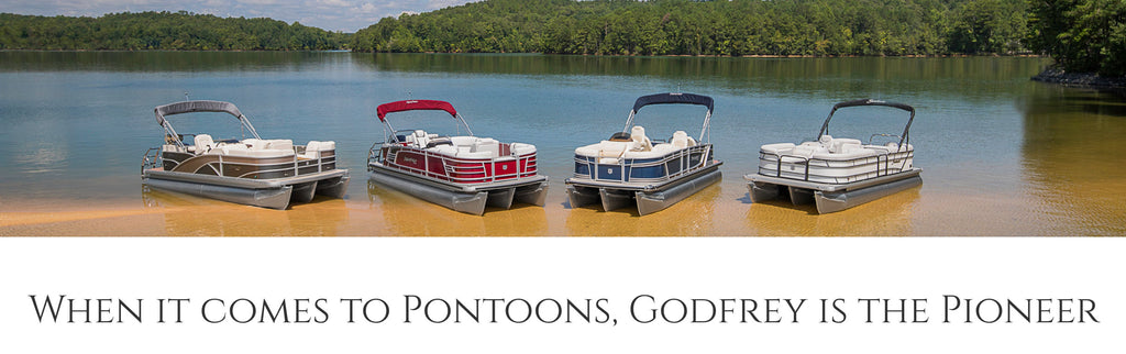 Godfrey Pontoon Boats IN