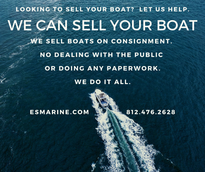 Let Us Sell Your Boat on Consignment