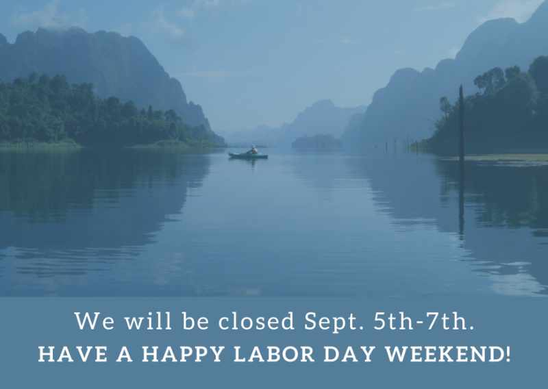 Labor Day Weekend Boating Store Hours
