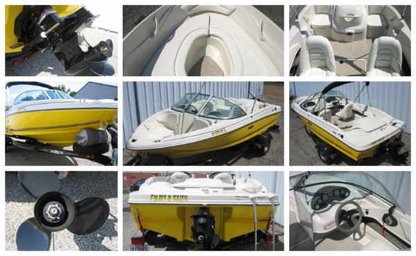2007 Sea Ray 175 Sport for Sale