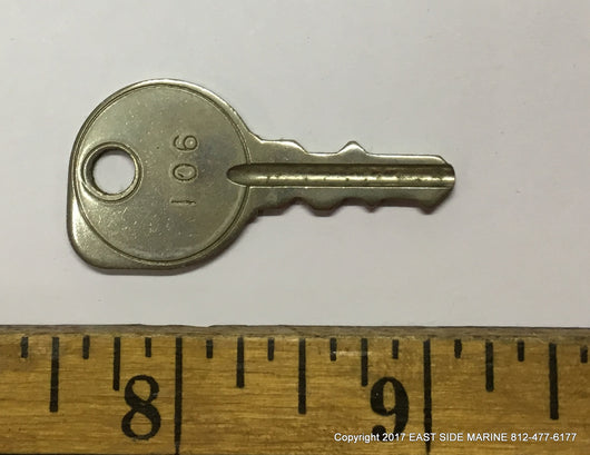 30431106 Key 106 for Sale