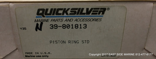 39-801813 Ring Set Std for Sale