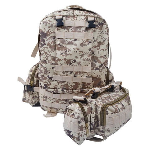 50L Survival Backpack