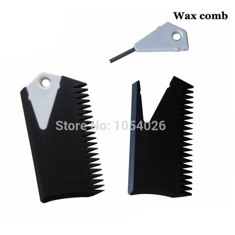 Wax Comb w/ Fin Key (x5)