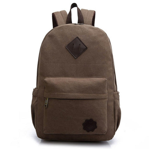 17 inch Universal Canvas Laptop / Travel Bag