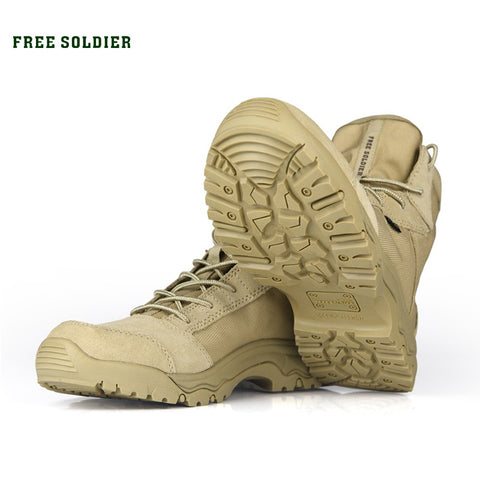 Tactical Breathable Lightweight Boots