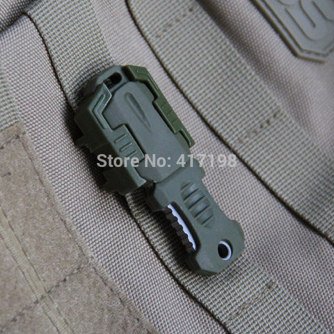 Mini Fixed Blade for MOLLE System