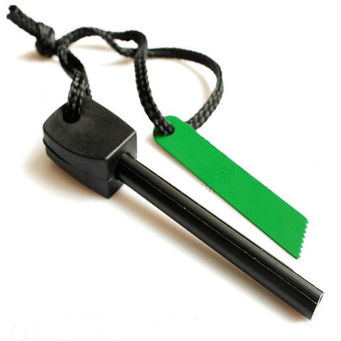 Outdoor Emergency Survival Flint Striker