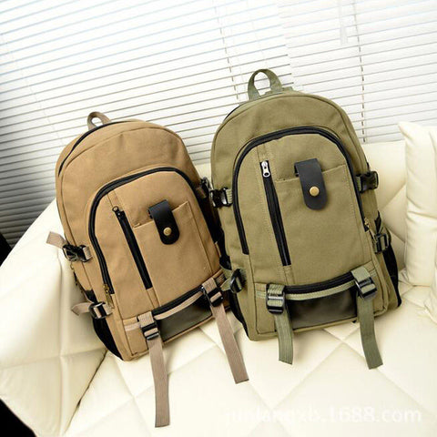 Canvas Backpack