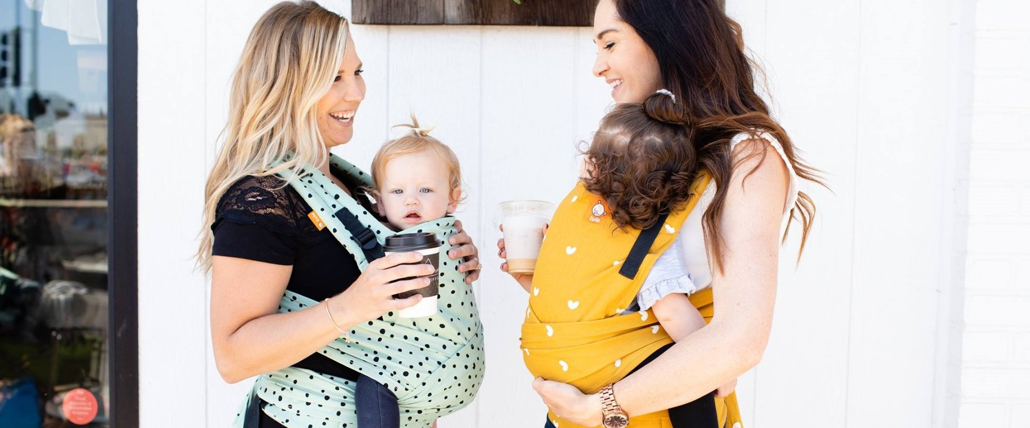 Tula Half Buckle Baby Carriers