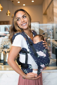 Blossom :: Tula Free-to-Grow Baby Carrier