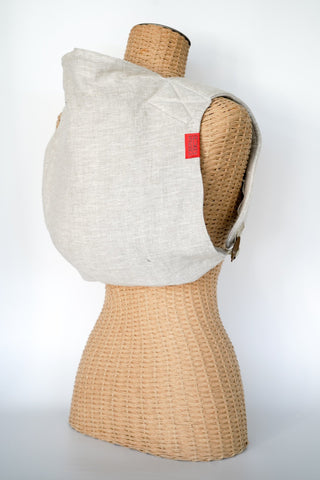 Flax :: Sakura Bloom Onbuhimo Baby Carrier