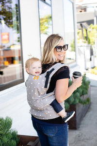 Sleepy Dust :: Tula Half Buckle Baby Carrier