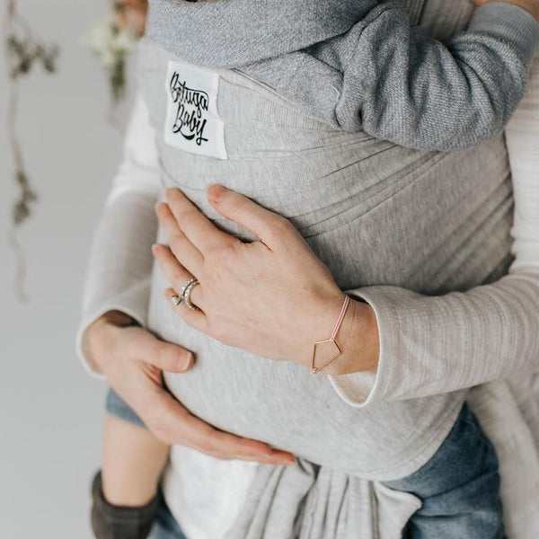The Rachel :: Beluga Baby Wrap