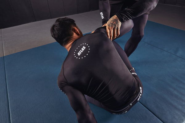 ALL STAR - COMPRESSION RASH GUARD [UNISEX]