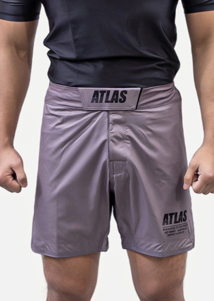 SPLITTER - GRAPPLING SHORTS [GREY]