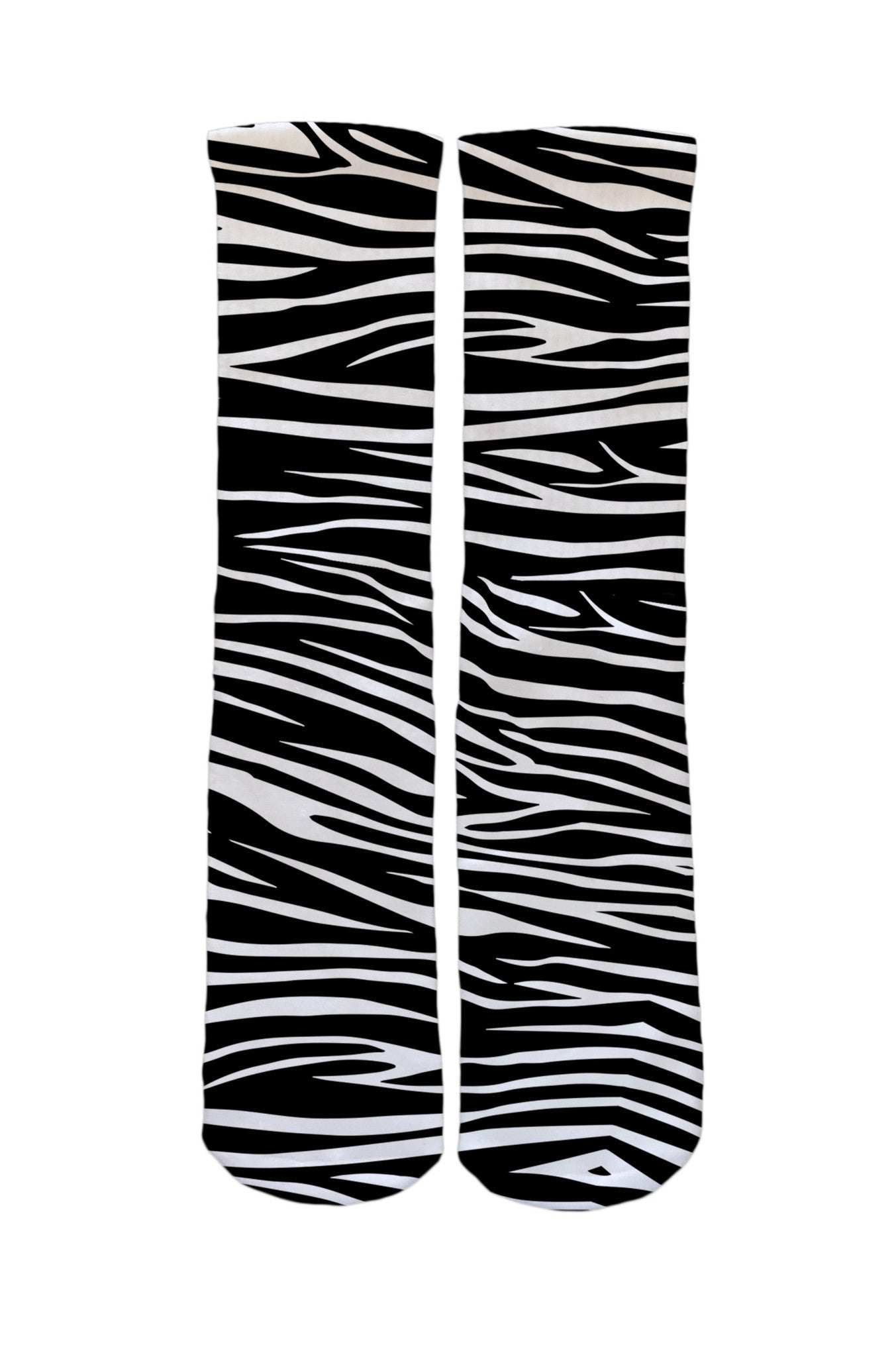Black & White Tiger Stripes