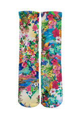 Fruity Floral Socks