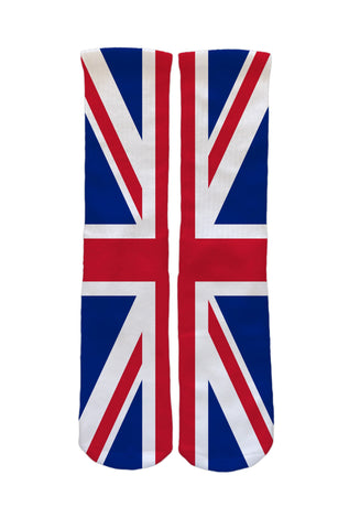British Flag Socks