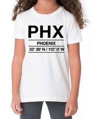 PHX Shirt Kid's