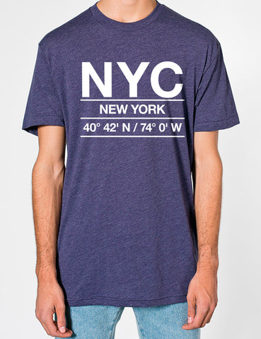 NYC Shirt Men's