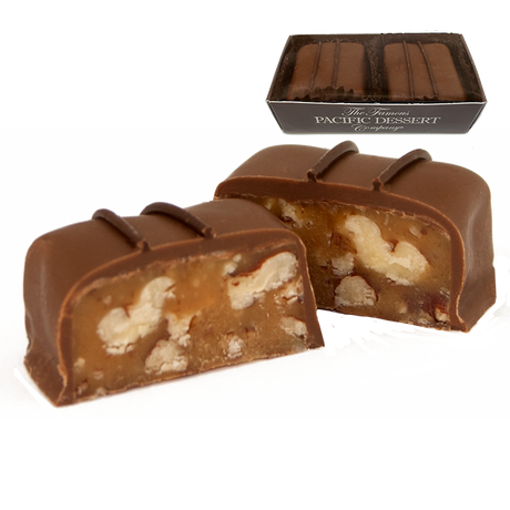 1.35 oz Milk Chocolate Pecan Caramels