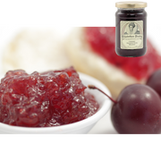 12 oz Cherry Preserves with Brandy