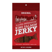 3 oz Smoked Salmon Jerky