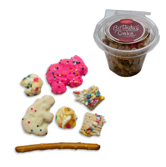 2.75 oz Birthday Cake Snack Mix