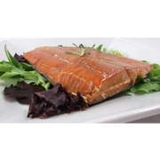 4 oz Natural Smoked Salmon in Gift Box