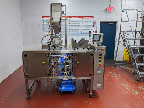 Barrington Packaging Systems Duplex Mini Bagger