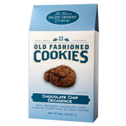 8 oz Chocolate Chip Decadence Old Fashioned Cookies