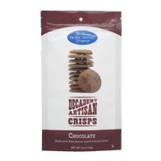 5 oz Chocolate Decadent Artisan Crisps