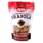 12 oz Cranberry Almond Granola