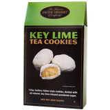 8 oz Key Lime Tea Cookies