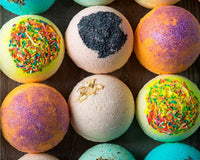 Colors for Bath Bombs